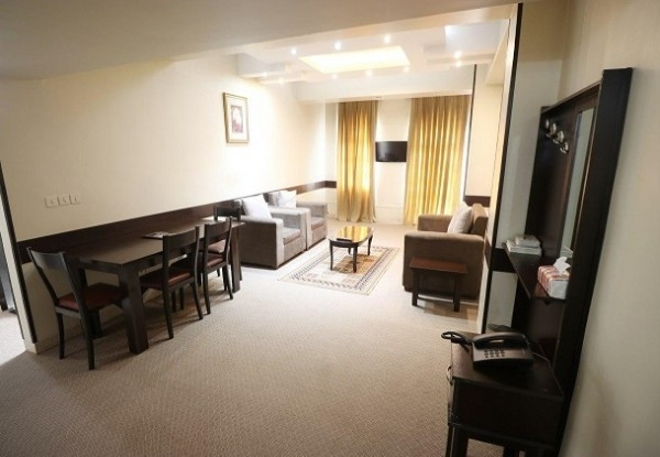 هتل آپارتمان شمس