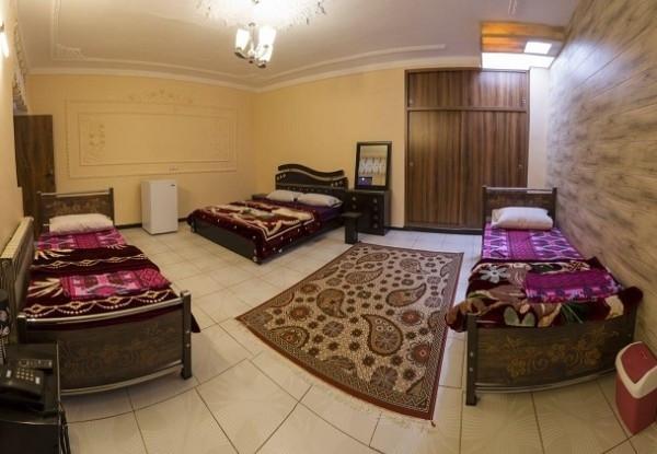 هتل کرمانیا