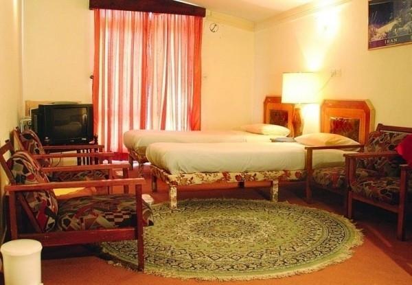 هتل جهانگردی چلندر