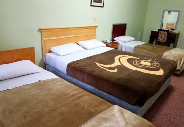 هتل غار علیصدر
