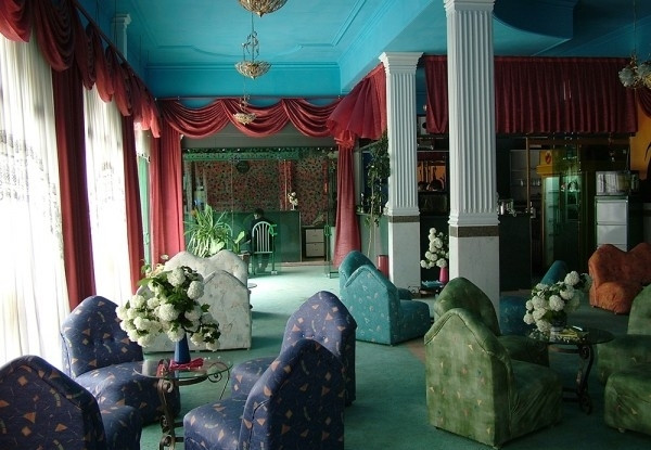 هتل مهدی
