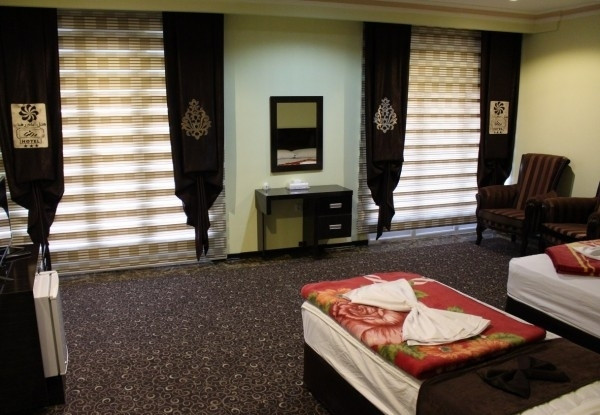 هتل امام رضا