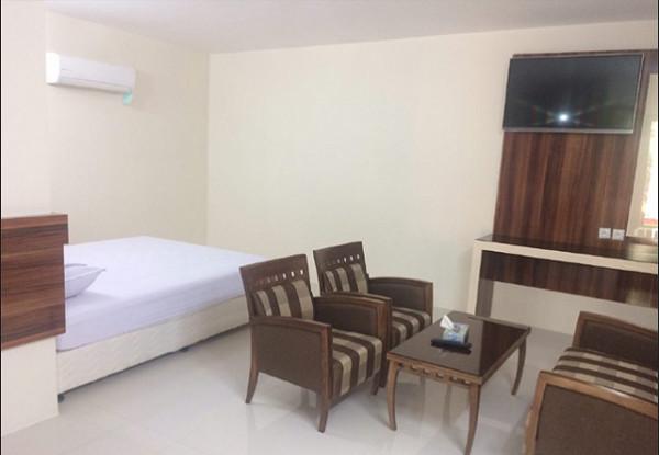 هتل جهانگردی مهر