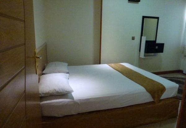 هتل آپارتمان رواق