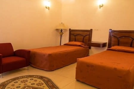 هتل جهانگردی سراب کیو