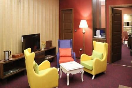 هتل آپارتمان تنکاپارسه