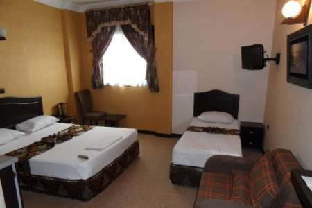 هتل عرش